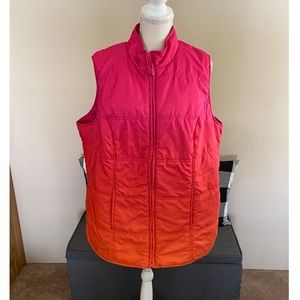 Woman Within Outerwear Vest Size 22/24W